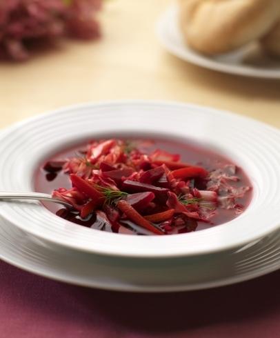 Фото №10 - 10 простых, но вкусных и сытных постных супов