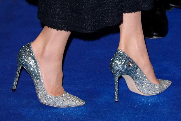 Фото №2 - Не жизнь, а сказка: Кейт Миддлтон блеснула в «туфлях принцессы» Jimmy Choo