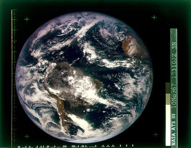 Фото №6 - 7 самых-самых снимков Земли из космоса