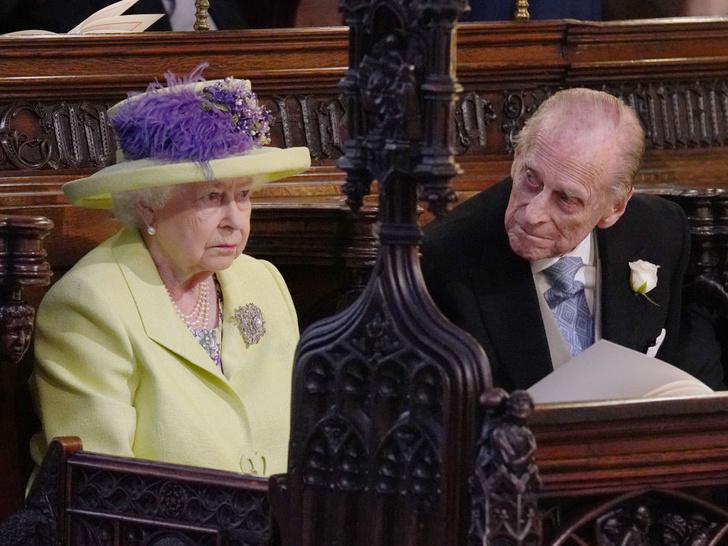 Фото №3 - Самые смешные случайные фотографии, сделанные на королевских свадьбах