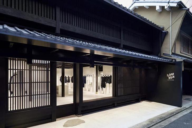 Фото №3 - Новый бутик Issey Miyake в Киото по проекту Токудзина Йосиоки