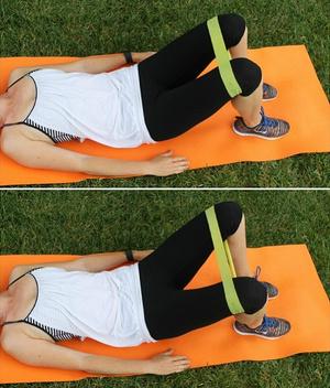 Фото №4 - Избавляемся от диастаза: 8 эффективных упражнений