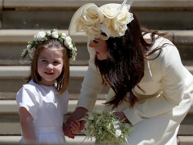 Фото №3 - Ее Высочество Шарлотта: 10 любопытных фактов о юной принцессе