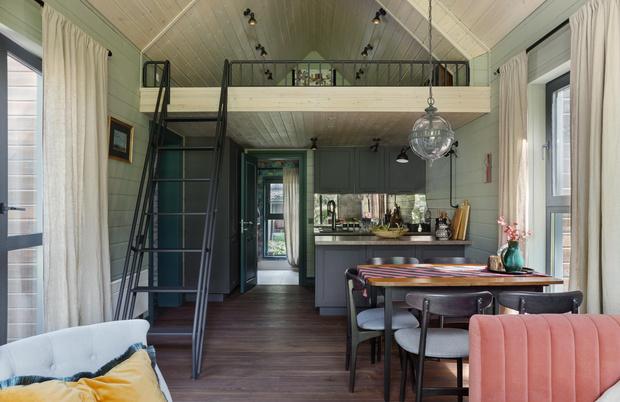 Фото №6 - Яркий и уютный дом дизайнера в Перми
