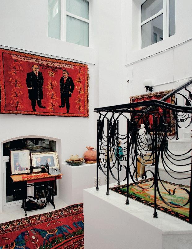 Фото №7 - Дом и мастерская Таира Салахова в Баку