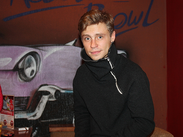 Александр Головин интервью 2015