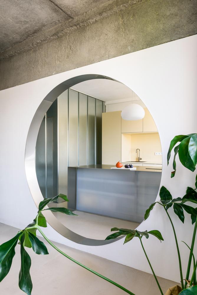 Фото №2 - Бетонная квартира 70 м² в Братиславе