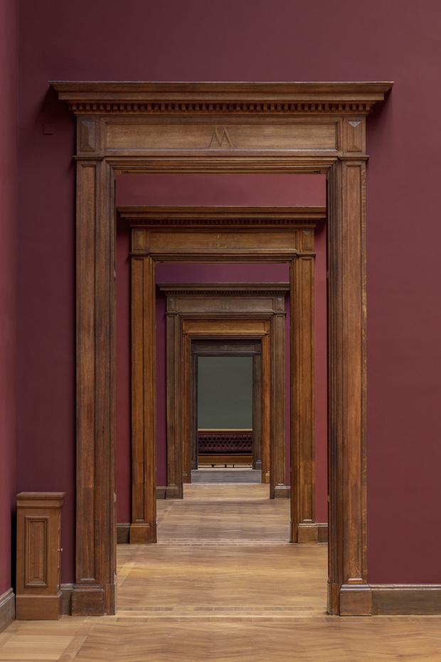 Фото №7 - Реновация Королевского музея изящных искусств в Антверпене