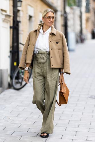 Фото №5 - Самая модная верхняя одежда осени: где искать куртки-рубашки (и с чем их носить)