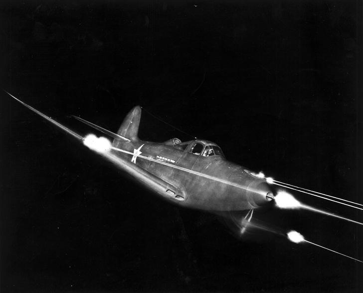 Фото №8 - «Аэрокобра» Покрышкина: американская хищница для советских асов