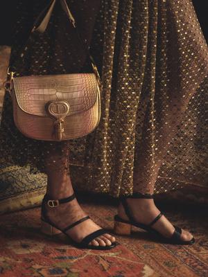 Фото №3 - Чистое золото: Dior представил капсулу весна-лето 2021