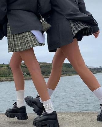 Фото №3 - Заставляют носить школьную форму? Смотри, как все равно выглядеть модной каждый день