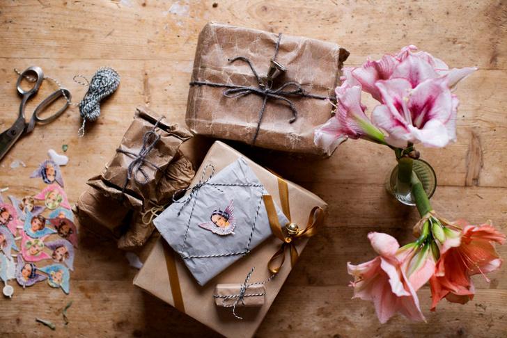 Фото №5 - Заверните, пожалуйста! 5 идей праздничной упаковки подарков