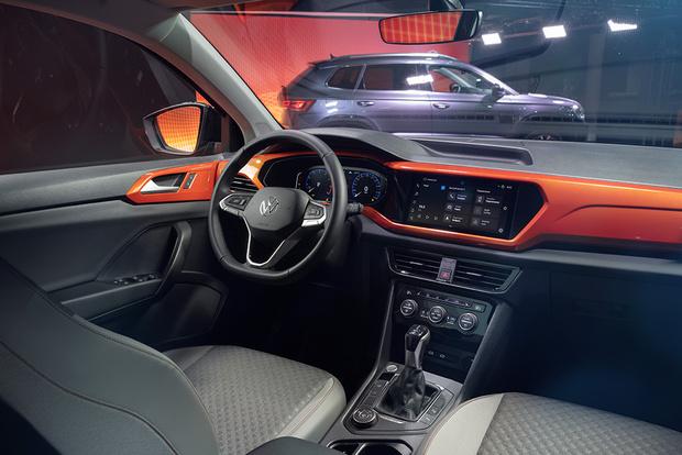 Фото №3 - В России состоялась премьера Taos— нового SUV марки Volkswagen