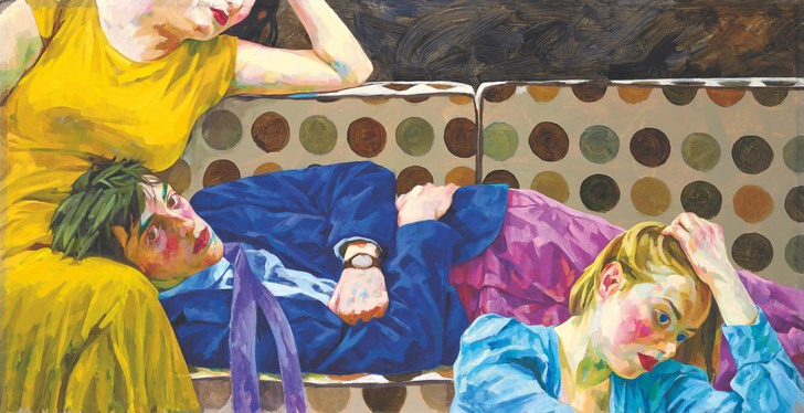 Фото №6 - Выставка австрийской художницы Ксении Хауснер в Пушкинском музее