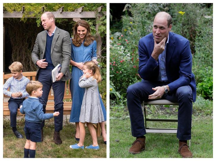Фото №1 - Взрослая Шарлотта и скромный Джордж: в Сети обсуждают новый выход Уильяма с детьми