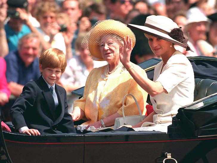 Фото №3 - Еще один обман Гарри: почему принц скрывал наследство, полученное от Королевы-матери
