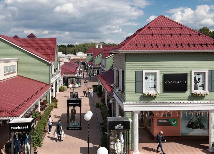 Фото №1 - Фестиваль шопинга во Vnukovo Outlet Village и Novaya Riga Outlet Village