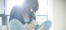 «Обожаю свою кошку и ненавижу будущего ребенка»