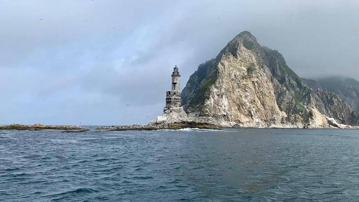 Фото №1 - Анива: маяк на краю света