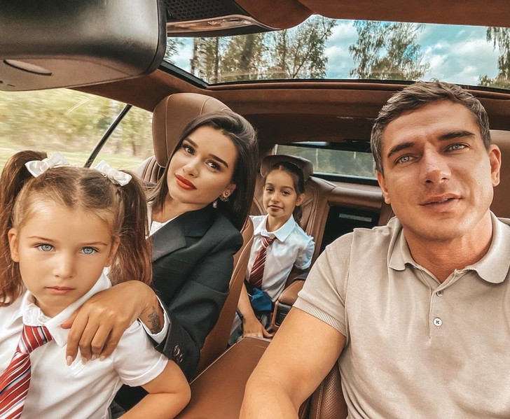 Муж Ксении Бородиной поделился «вредными» советами для брака