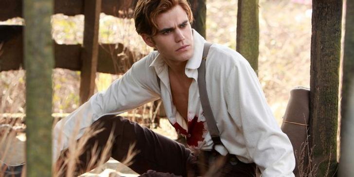 Фото №2 - «Дневники вампира»: ты удивишься, как сильно отличается Стефан в сериале от Стефана в книгах