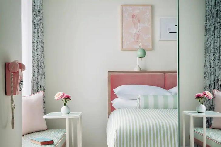 Фото №13 - The Goodtime Hotel: атмосферный отель в Майами по дизайну Кена Фалка