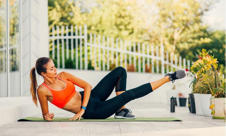 Фото №5 - 5 упражнений, которые точно помогут похудеть в бедрах