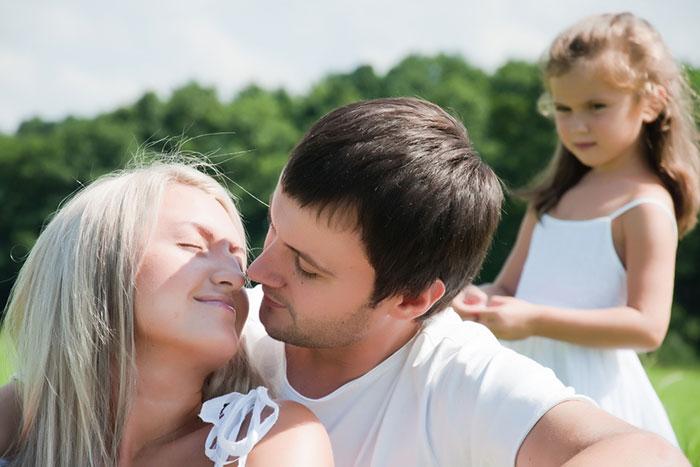Фото №5 - Взрослая любовь и маленькие дети