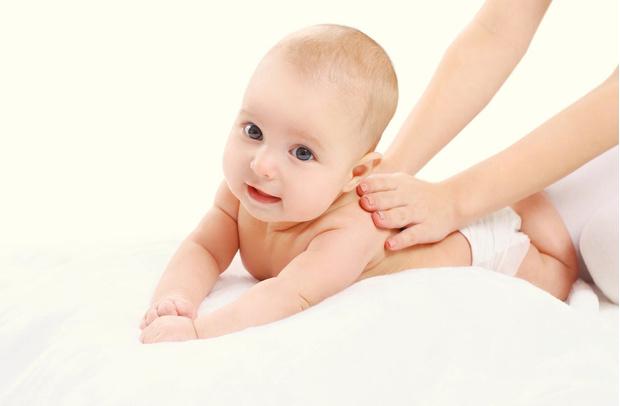 Фото №4 - Ручная работа: 5 приемов массажа для грудничка
