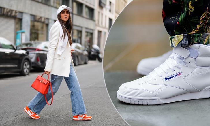 Самые модные кроссовки весны и лета 2021