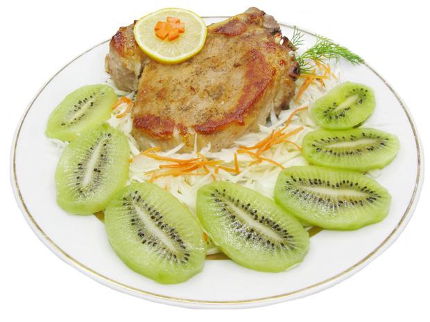Фото №3 - Молодо – зелено: диетические блюда звезд