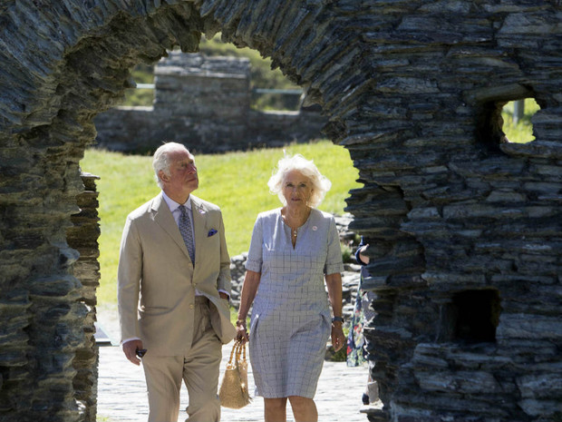 Фото №2 - «Драконовские меры»: что можно и нельзя соседям принца Чарльза