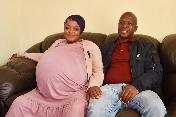 Жительница ЮАР родила 10 детей
