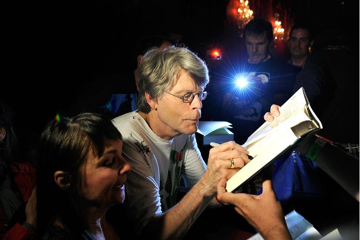 Фото №2 - Алкогений: Стивен Кинг