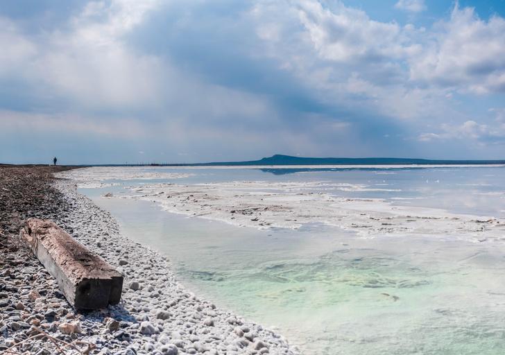 Озеро Баскунчак отдых