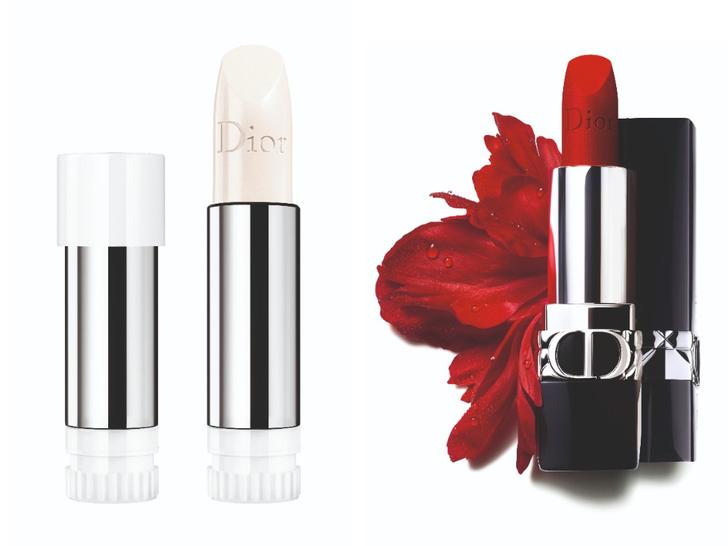 Фото №4 - Губы, которые хочется целовать: коллекция помад Dior для поцелуев
