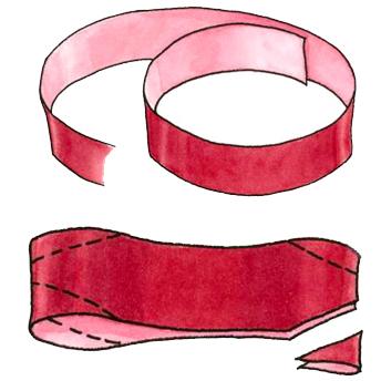 Фото №27 - Учимся завязывать праздничные банты