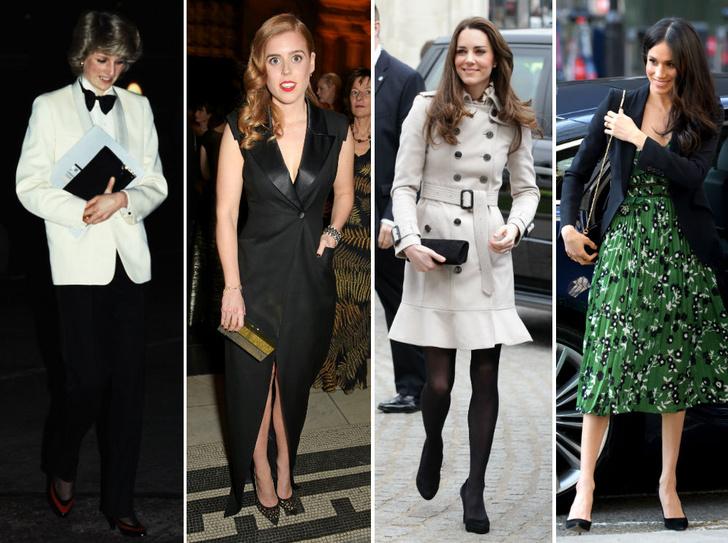 Фото №1 - 4 правила королевского стиля, которые можно нарушать