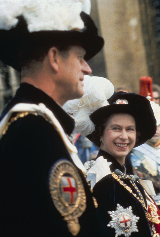 Фото №10 - 16 архивных фотографий в память о принце Филиппе