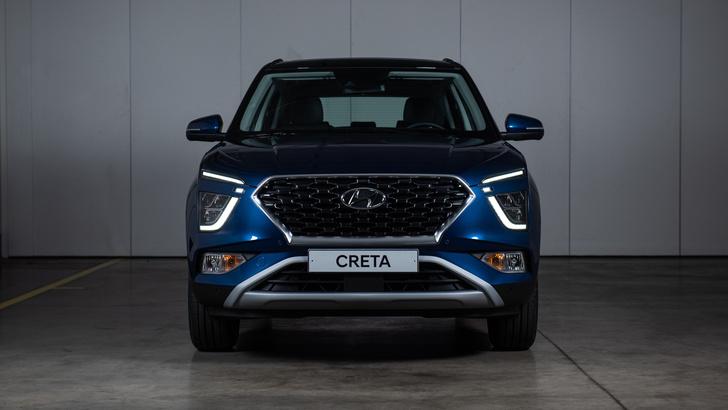 Фото №2 - Глаза выкатываются: новый Hyundai Creta представлен в России