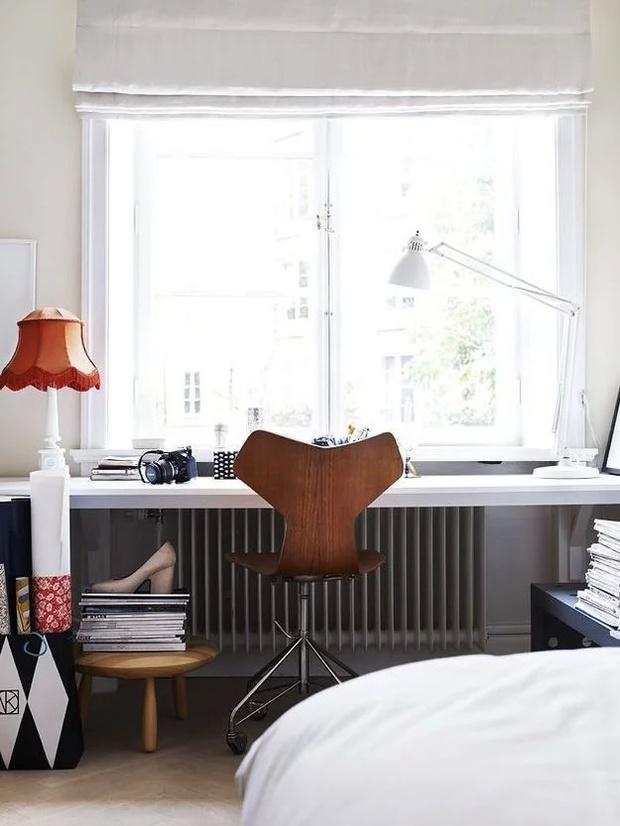 Фото №4 - Работаем дома: 10 полезных идей для домашнего офиса
