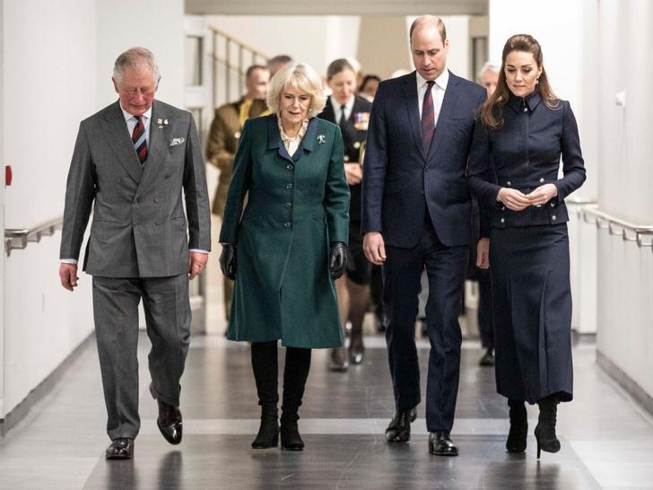 Фото №4 - Как изменится жизнь Уильяма и Кейт, когда Чарльз станет королем