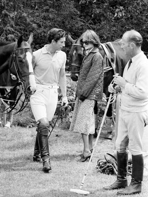 Фото №2 - Какой была первая встреча Дианы и Чарльза: версия принца