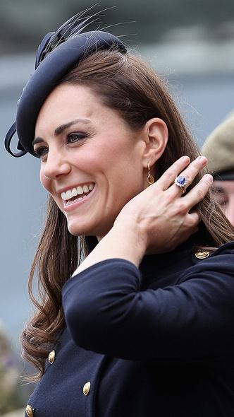 Фото №4 - Любимое украшение Кейт из коллекции Дианы (спойлер— это не помолвочное кольцо)