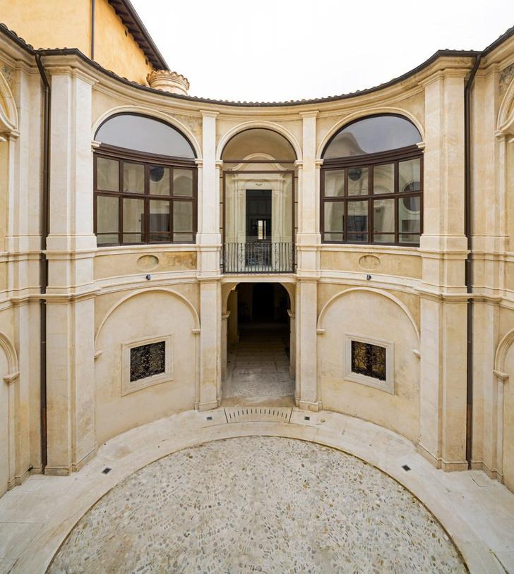 Фото №4 - Музей MAXXI L'Aquila в Л'Аквиле: здание восстановлено при поддержке России