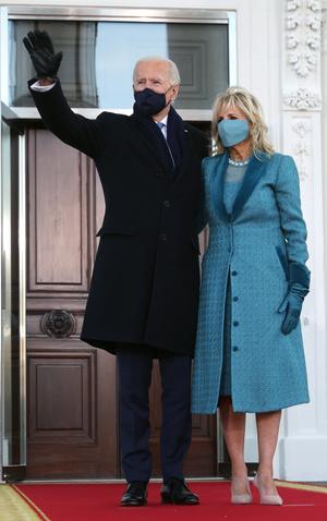 Фото №18 - Стиль Джилл Байден: как одевается новая Первая леди США