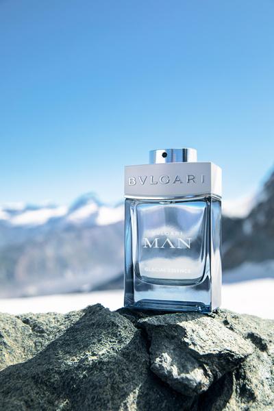 Фото №1 - Man Glacial Essence: новый аромат от Bvlgari