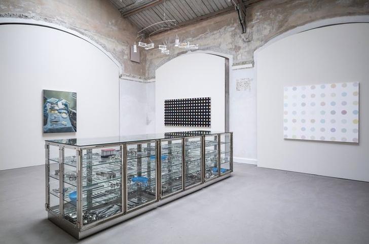 Фото №2 - Mental Escapology: выставка Дэмиена Херста в Санкт-Морице