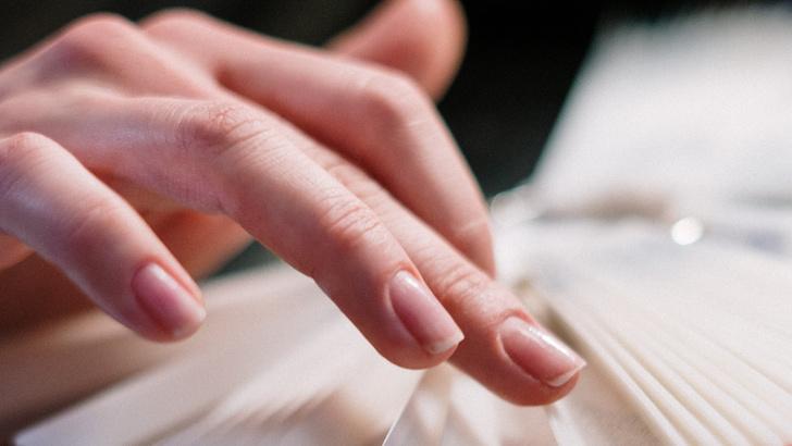 ногти бороздки ребристые